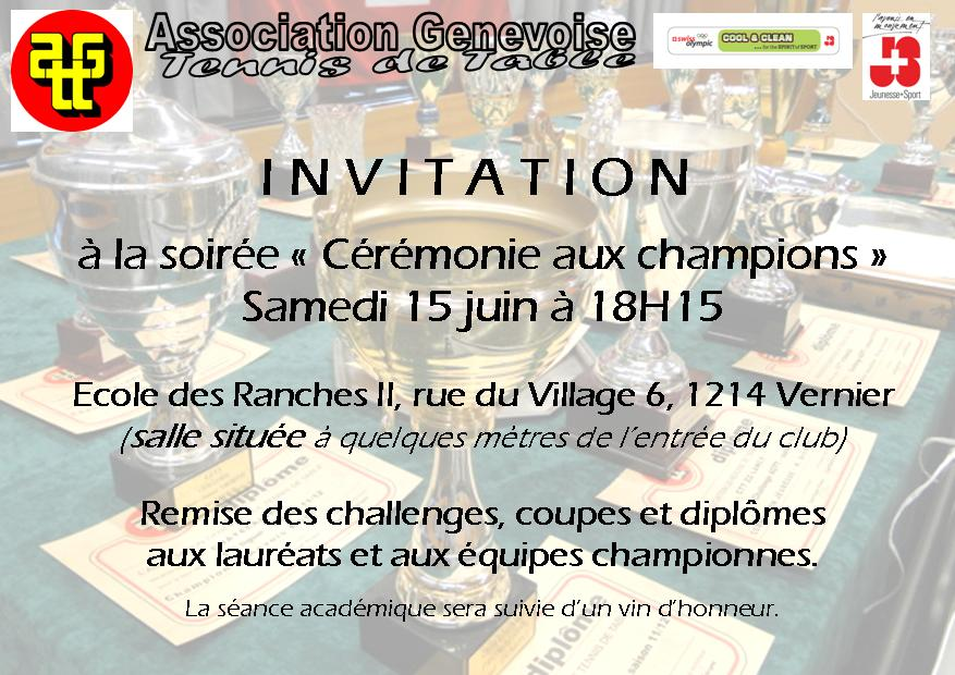 carton invitation virtuel ceremonie champion 2013